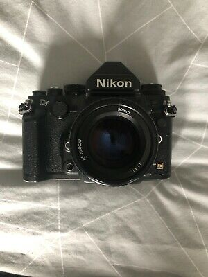 Nikon D Df 16.2MP Digital SLR Camera - Black (Body Only)