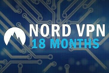 NordVPN Premium | 18 MONTHS Subscription | 18 MONTHS Warranty | Nord VPN account