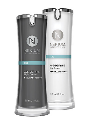 """NERIUM AD AGE DEFYING DAY AND NIGHT CREAM SET - """"dUO Kit"""" - FAST SHIPPING"""