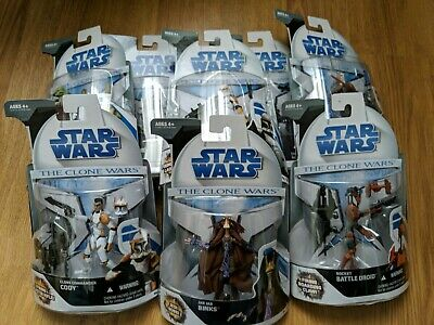Star Wars - The Clone Wars - Action figure with gadget