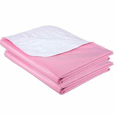 10 NEW REUSABLE UNDERPAD 34x36 Heavy Duty Washable Bed Pad Incontinence *DEAL!*