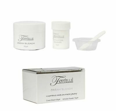 Fem'ELLE Cream Cream Bleach 30g - Hair Lightening Treatment on face and body