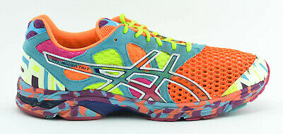 quality design 5be7c 7be77 Mens Asics Gel Noosa Tri 7 Running Shoes Size 11 Orange Blue Yellow Purple  T214N