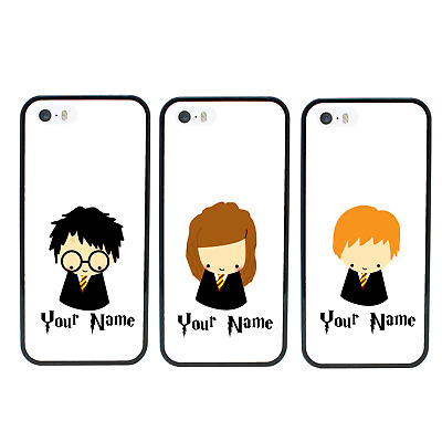 Harry Potter Personalised Custom Case Apple iPhone 5 5s SE 6 6s 7 8 PLUS X XS