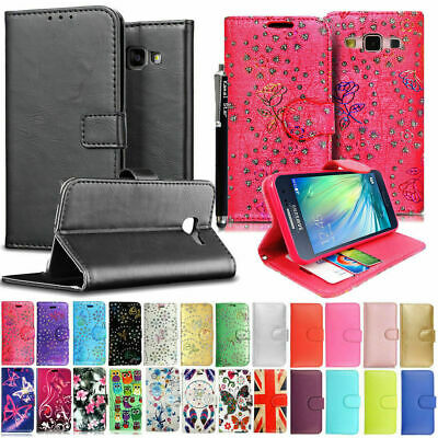 Case Cover For Samsung Galaxy J5 2015 J500F Magnetic Wallet Flip Leather Phone