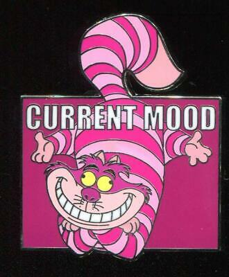 Current Mood Mystery Cheshire Cat Disney Pin