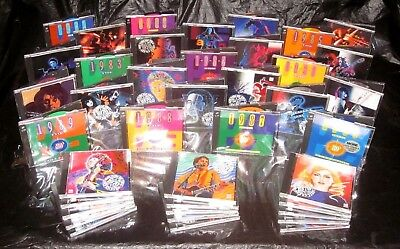 Very Nice! TIME LIFE 50 CD Lot Sounds Of The 70s 80s Collection CLASSIC ROCK
