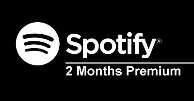 Spotify Premium 2 Months Subscription - Instant Delivery - Worldwide