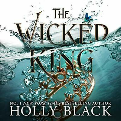 The Wicked King By Holly Black - Audiobook