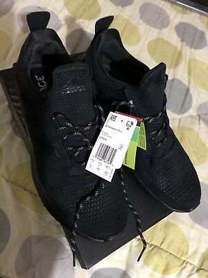 45437f76557b Mens ADIDAS ALPHABOUNCE CITY BOUNCE SHOES CG4572 Black Sneakers NEW SZ 12