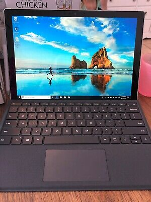 MICROSOFT SURFACE PRO 6 (Core i5, 8GB, 128GB) Bundle Type Cover Keyboard  and Pen