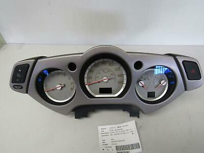NISSAN MURANO Speedometer (cluster), (3.5L, 6 cylinder), MPH, w/o vehicle dyna