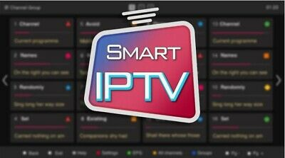 12 months IPTV SUBSCRIPTION MAG250/254/256, Android, SmartTV, M3U 13000 channels