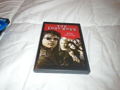 The Lost Boys (DVD, 2011, PS)