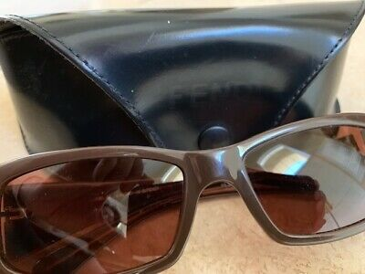 03d1aedea1ca FENDI Authentic Taupe Brown Sunglasses   Case Made in Italy FS 280 Brown  Horn