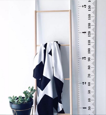 Nordic Style Children's Room Decoration Painting Kids Height Ruler Wall Decor