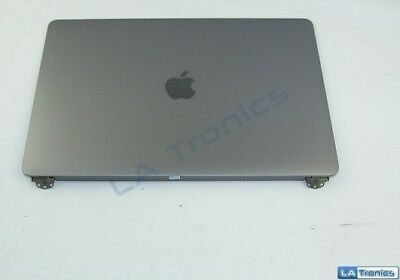 """NEW APPLE 2016 2017 13"""" MacBook Pro Space Gray Display LCD Assembly A1708 A1706"""