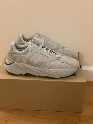 4f392b5f9 ADIDAS YEEZY BOOST 700 Salt - Size 10.5 EG7487 100% Authentic ...