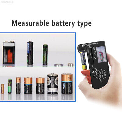 DCC7 Safety 11 * 6cm Meter Battery Measuring Instruments