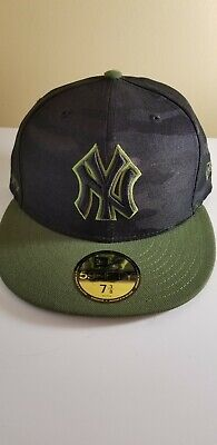 fbddc524093 NEW YORK YANKEES New Era 2018 MLB Memorial Day 59FIFTY Cap 73 8 ...