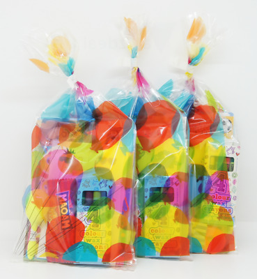 10 Childrens Pre Filled Party Bags, Boys Girls Kids Birthday Goody Loot Favours