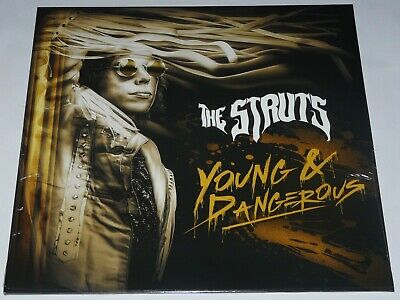 The Struts Young & Dangerous LP 2019 Black Vinyl Edition New / Official