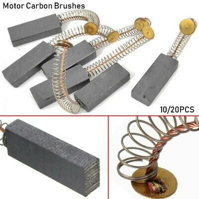 Drill Generic Carbon Brushes Motors Spare Parts Electric Grinder Replacement