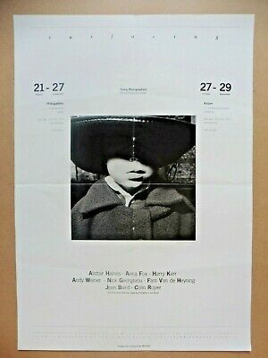 surfacing, young photographers. Poster Alistair Haines