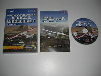 FLIGHT1 Ground Environment X AfricaMiddle East GEX Africa