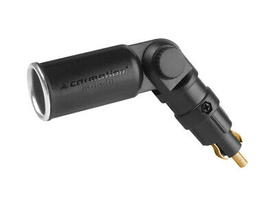 12//24V Car Socket Multiplier 2 Sockets Dual USB Carmotion