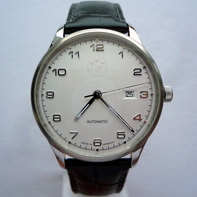 BMW Junghans Classic Business Sport Car Accessory Germany Made Automatic Watch