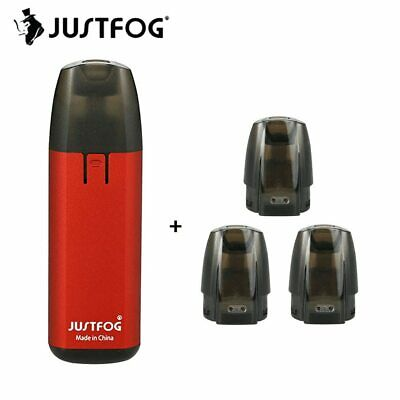 Original 370mAh JUSTFOG MINIFIT Starter Kit 1.5ml E-juice Capacity W/ 1.6ohm