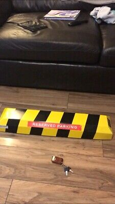 Parking Space Saver Drive Way Remote Control Barrier.
