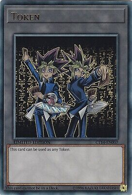 YU-GI-OH, TOKEN, Ultra, CT14-EN007, limited Edition, NM/Mint