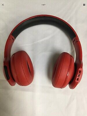 a68da072fb8 JBL REFLECT CONTOUR RED Wireless Headphones In Ear Bluetooth, New in ...