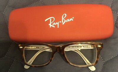ff15bcf184 Ray-Ban eyeglasses frames RB1531 with hard case for kids or petite adults  EUC!