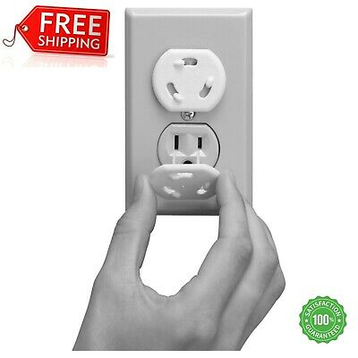 Plug Protectors for kids /Baby / children/ outlet covers **NEW** Safety 36 Pack