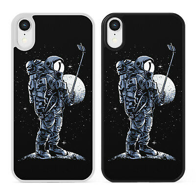 ASTRONAUT SELFIE Phone Case Cover iPhone Samsung Space Galaxy Moon Funny Nasa