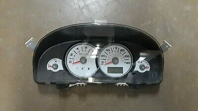 2005 ford escape instrument cluster