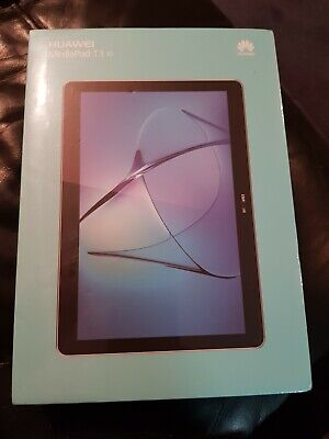 Huawei mediapad t3 10..  tablet GRAY.. brand new sealed