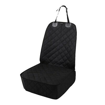 Front Seat Cover for Cars Trucks and SUV Dog Car Seat Covers Washable Waterproof