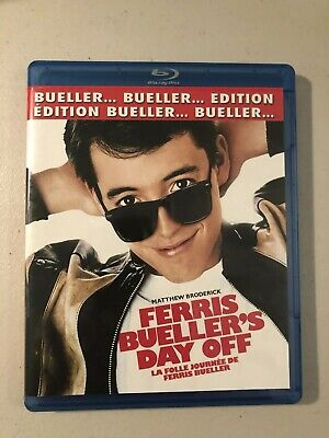 Ferris Buellers Day Off (Blu-ray Disc, 2013)