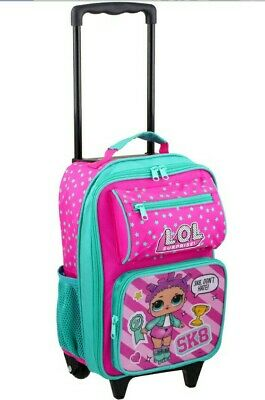 d042211804d4 Surprise Dolls LOL Baby Backpack Anime Cute Travel School Bags For Toddler  Boys.