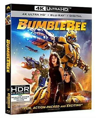 Bumblebee 4K UHD Blu-ray Free Shipping PreOrder Release date 04/02/19 See Note