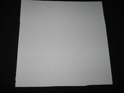 "Blank perforated acid free blotter paper 7.5"" x 7.5"""