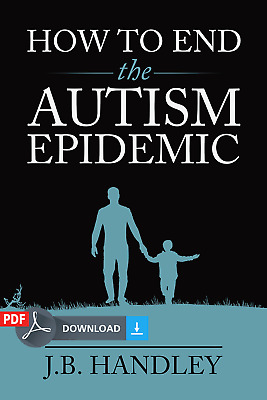 How to End the Autism Epidemic by J.B. Handley [E-Version]