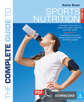 The Complete Guide to Sports Nutrition, 8th edition [E-Version]