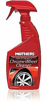 Mothers 05824 Pro-Strength Chrome Wheel Cleaner - 24 Oz