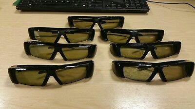 Genuine Samsung Ssg-2100Ab Active 3D Glasses