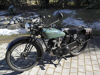 Oldtimer Royal Enfield